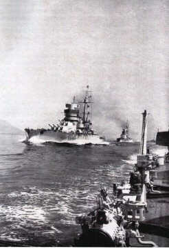 Italian Royal Navy in World War Two: main battles