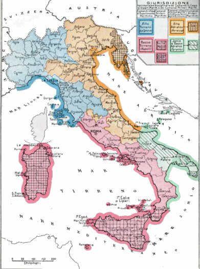 Cartina D Italia 1940.La Regia Marina Nella Seconda Guerra Mondiale Raggruppamenti Delle Forze Navali